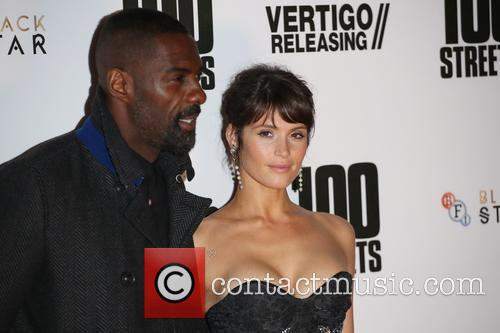 Gemma Arterton and Idris Elba