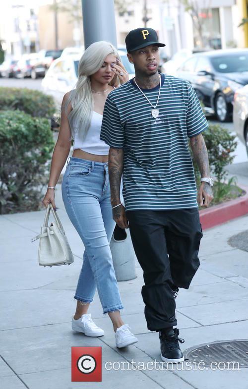 Kylie Jenner and Tyga 3