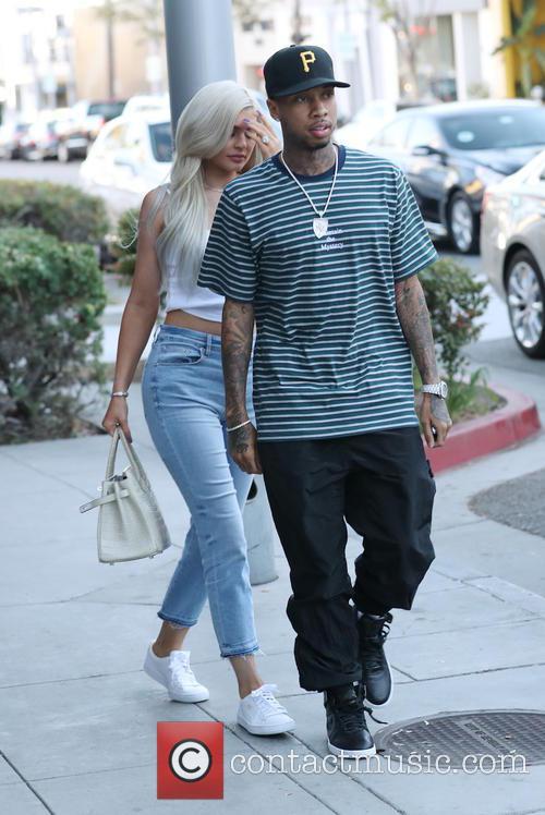 Kylie Jenner and Tyga 4