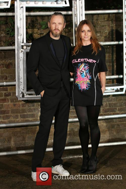 Aladshair Willis and Stella Mccartney 1