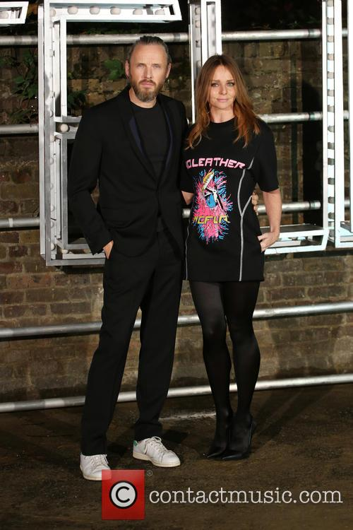 Aladshair Willis and Stella Mccartney 4