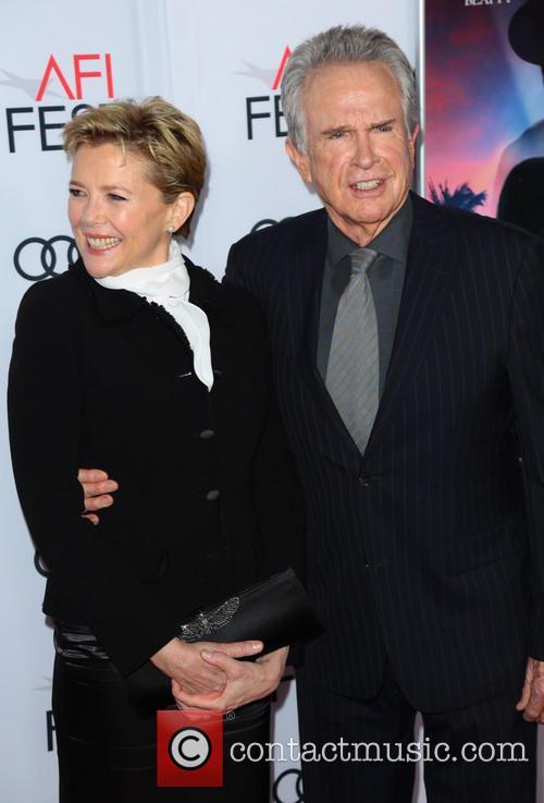 Annette Benning and Warren Beatty 2