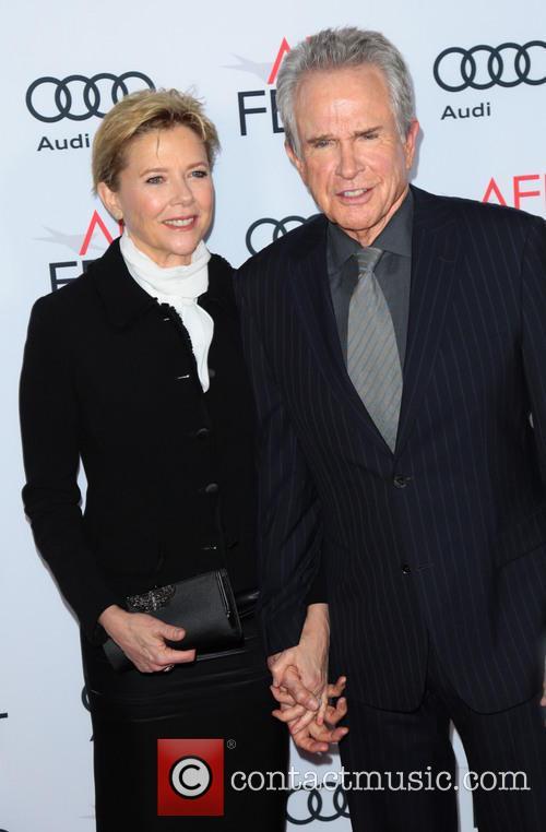 Annette Benning and Warren Beatty 4