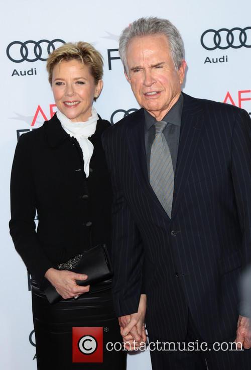 Annette Benning and Warren Beatty 5