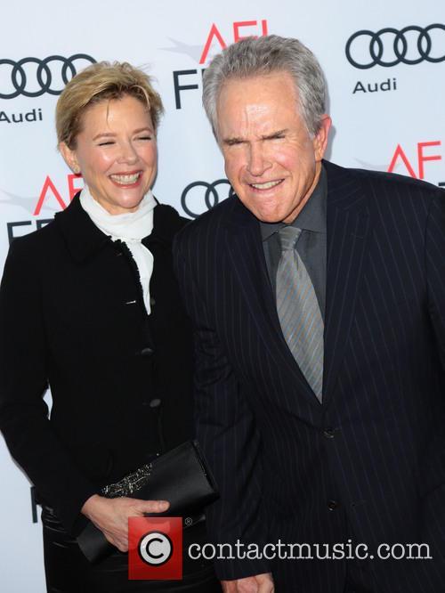 Annette Benning and Warren Beatty 6