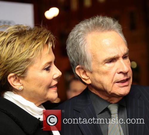 Annette Benning and Warren Beatty 8