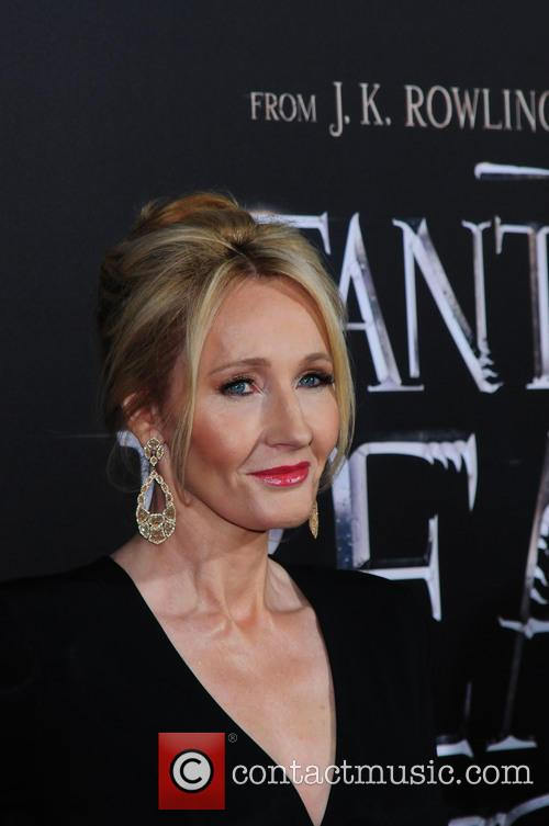 J. K. Rowling 8
