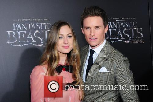 Eddie Redmayne and Hannah Bagshawe 6