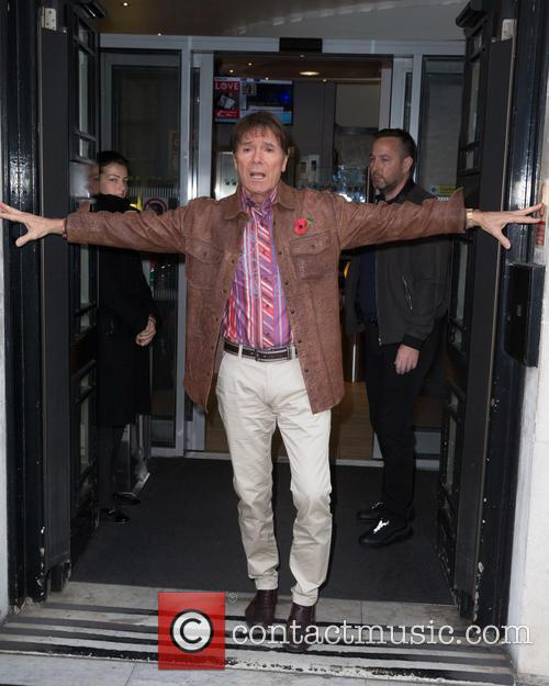 Sir Cliff Richard 6