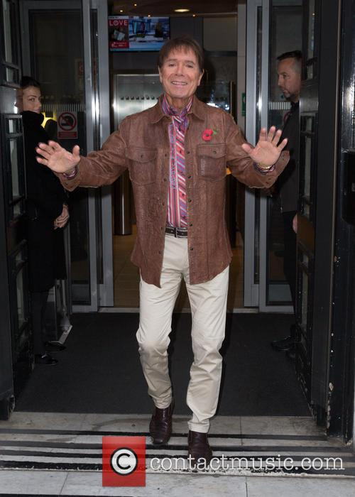 Sir Cliff Richard 9