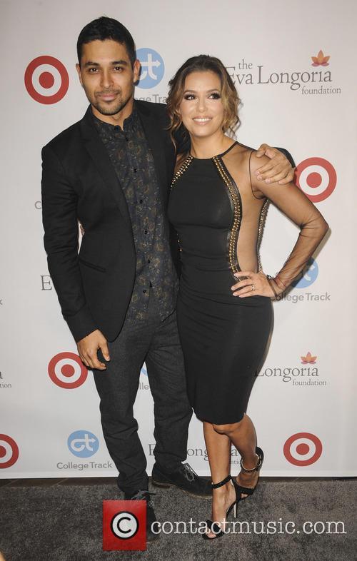 Wilmer Valderrama and Eva Longoria 1