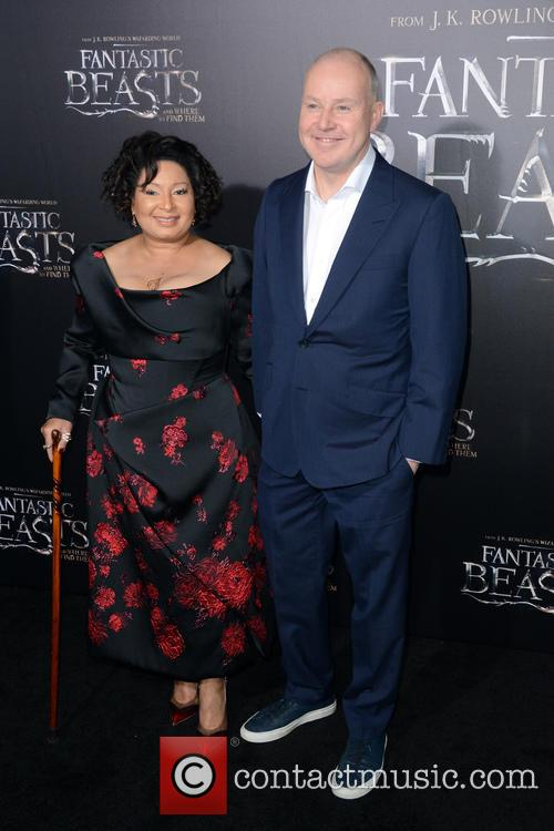 Yvonne Walcott and David Yates 1