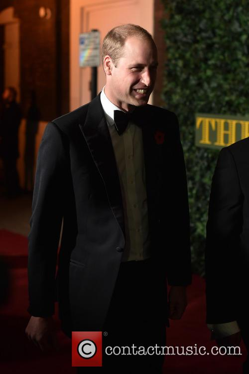 The Duke Of Cambridge and Prince William 1