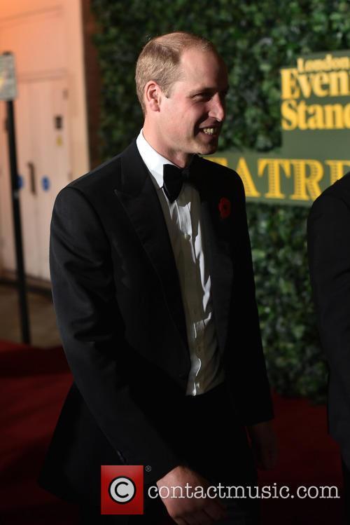 The Duke Of Cambridge and Prince William 2