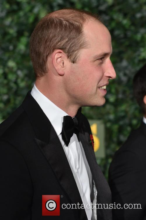 The Duke Of Cambridge and Prince William 4