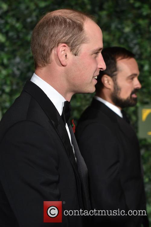 The Duke Of Cambridge and Prince William 5