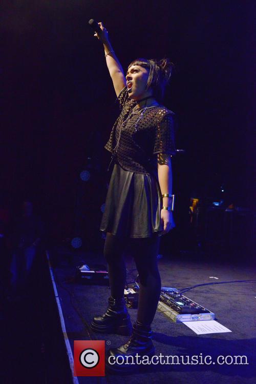 Evanescence and Deena Jakoub 2
