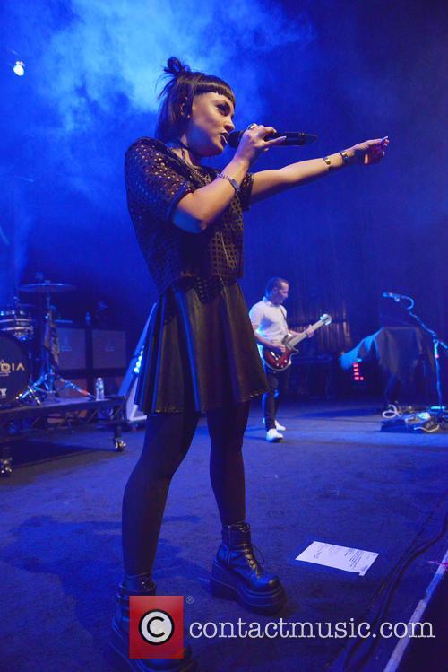 Evanescence and Deena Jakoub 5