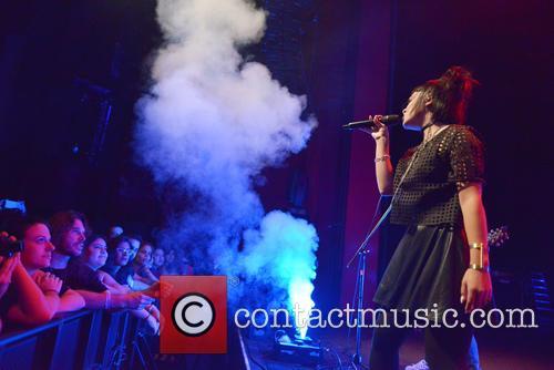 Evanescence and Deena Jakoub 6