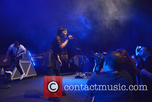 Evanescence and Deena Jakoub 7