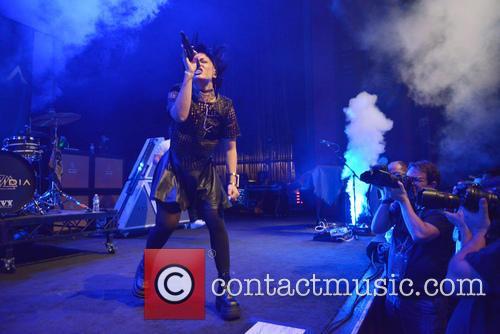 Evanescence and Deena Jakoub 9