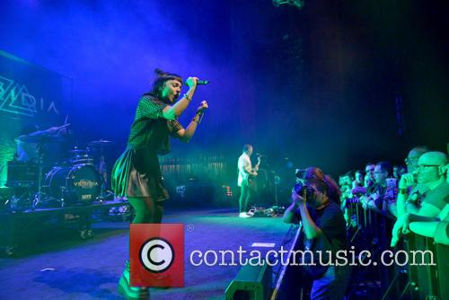 Evanescence and Deena Jakoub 10
