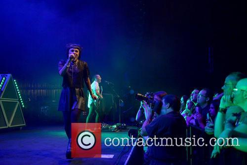 Evanescence and Deena Jakoub 11