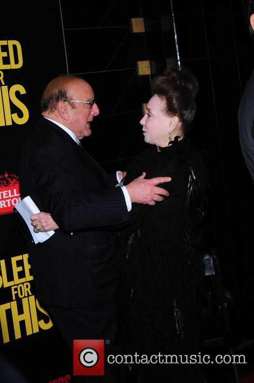 Clive Davis and Cindy Adams 3