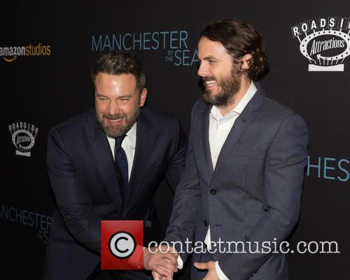 Ben Affleck and Casey Affleck 4