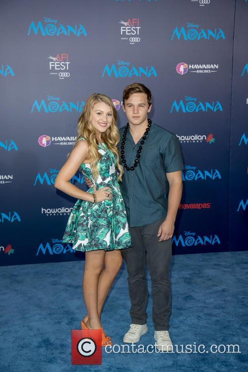Brooke Sorenson and Gavin Macintosh 1