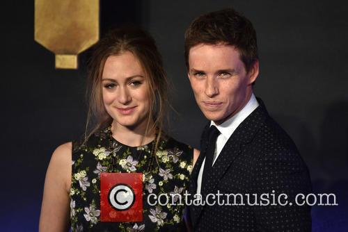 Eddie Redmayne and Hannah Bagshawe 11