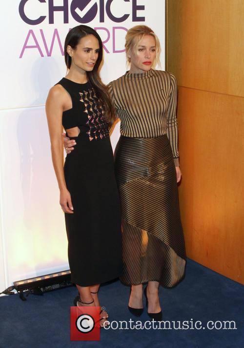 Jordana Brewster and Piper Perabo 8