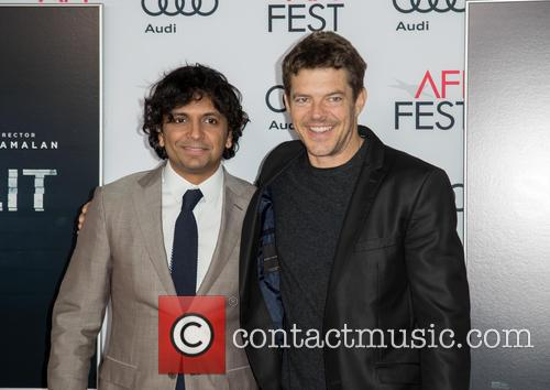 M. Night Shyamalan and Jason Blum
