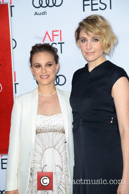 Natalie Portman and Greta Gerwig