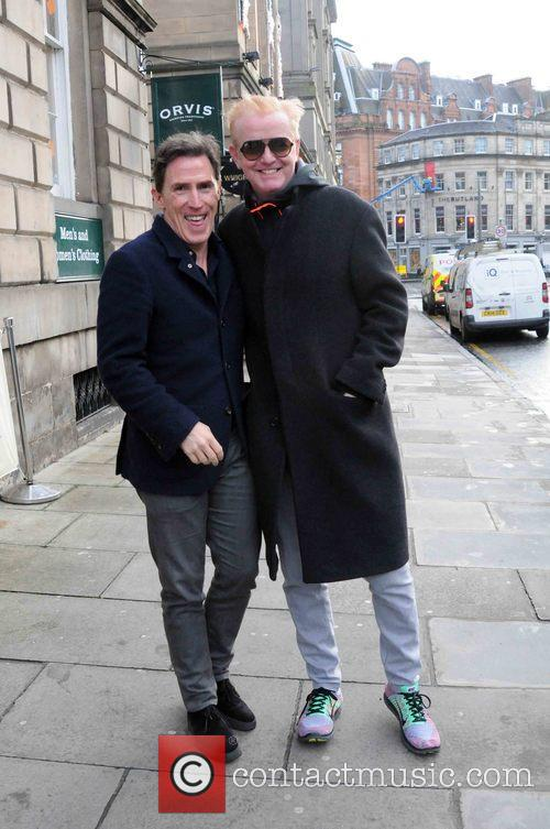 Chris Evans and Rob Brydon 3
