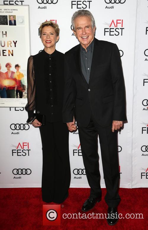 Annette Bening and Warren Beatty 6