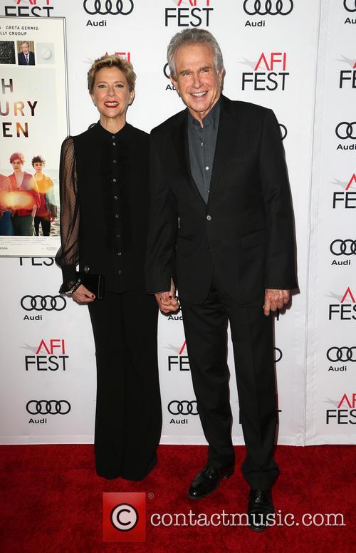 Annette Bening and Warren Beatty 7