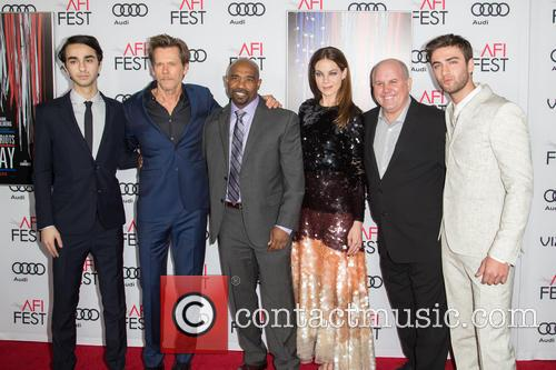 Alex Wolff, Kevin Bacon, Michael Beach, Michelle Monaghan, James Dumont and Themo Melikidze