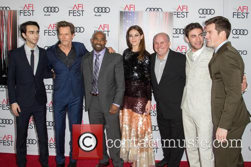 Alex Wolff, Kevin Bacon, Michael Beach, Michelle Monaghan, James Dumont, Themo Melikidze and Jake Picking