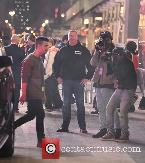 Joe Jonas and Dnce 2