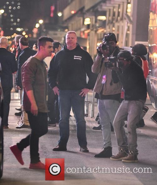 Joe Jonas and Dnce 4