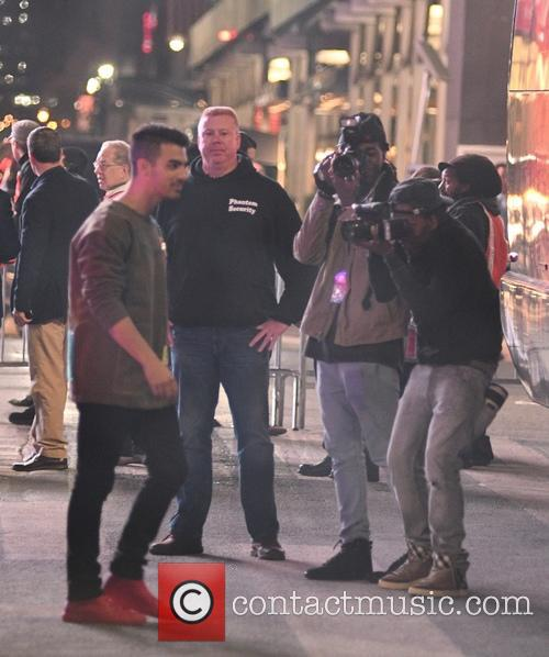 Joe Jonas and Dnce 5