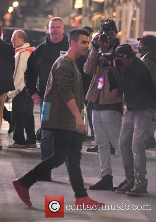 Joe Jonas and Dnce 7