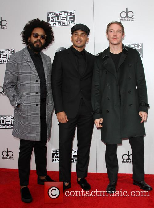 Diplo, Jillionaire, Walshy Fire and Major Lazer