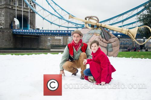Mark Rylance and Ruby Barnhill 4
