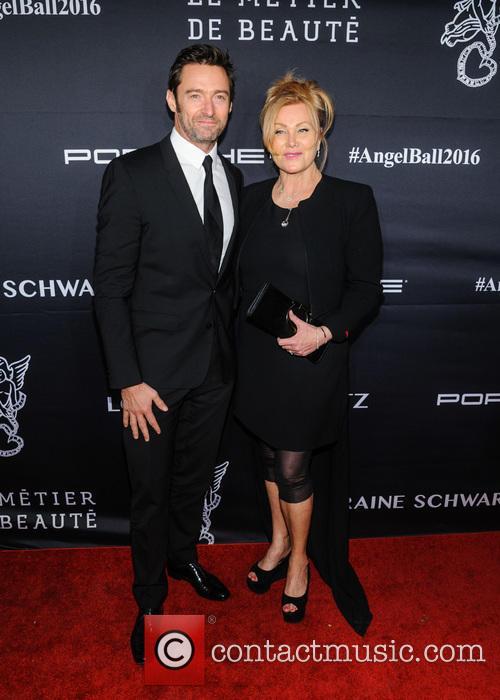 Hugh Jackman and Deborah Lee Furness 2