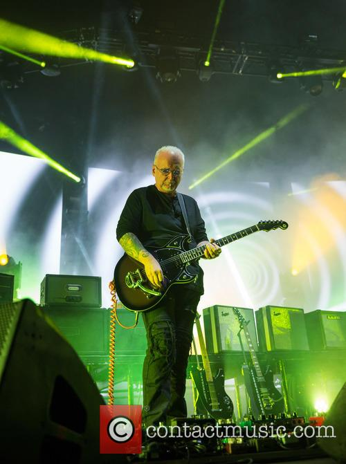 The Cure and Reeves Gabrels