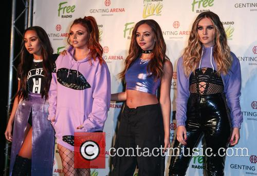 Little Mix, Leigh-ann Pinnock, Jesy Nelson, Jade Thirlwall and Perrie Edwards 1