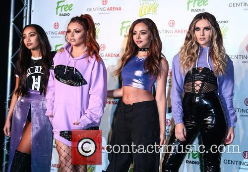 Little Mix, Leigh-ann Pinnock, Jesy Nelson, Jade Thirlwall and Perrie Edwards 2