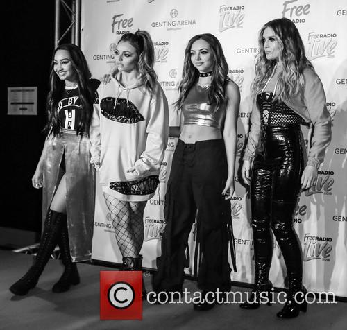 Little Mix, Leigh-ann Pinnock, Jesy Nelson, Jade Thirlwall and Perrie Edwards 11